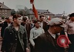 Image of Placard of Stalin Wiesbaden Germany, 1945, second 11 stock footage video 65675049786