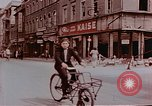 Image of bomb damage Wiesbaden Germany, 1945, second 3 stock footage video 65675049788