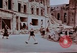 Image of bomb damage Wiesbaden Germany, 1945, second 7 stock footage video 65675049788
