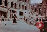 Image of bomb damage Wiesbaden Germany, 1945, second 9 stock footage video 65675049788