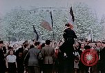 Image of Allied flags Paris France, 1945, second 3 stock footage video 65675049790
