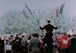 Image of Allied flags Paris France, 1945, second 7 stock footage video 65675049790