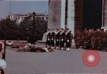 Image of Tomb of Unknown Soldier Paris France, 1945, second 4 stock footage video 65675049793