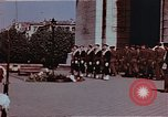 Image of Tomb of Unknown Soldier Paris France, 1945, second 5 stock footage video 65675049793