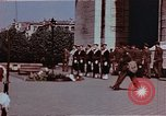 Image of Tomb of Unknown Soldier Paris France, 1945, second 6 stock footage video 65675049793