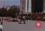 Image of Tomb of Unknown Soldier Paris France, 1945, second 7 stock footage video 65675049793
