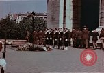 Image of Tomb of Unknown Soldier Paris France, 1945, second 11 stock footage video 65675049793