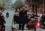 Image of General Charles de Gaulle Paris France, 1945, second 7 stock footage video 65675049794