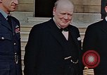 Image of Winston Churchill London England United Kingdom, 1945, second 2 stock footage video 65675049805