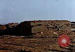 Image of wrecked bunker Germany, 1945, second 3 stock footage video 65675049818