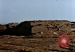 Image of wrecked bunker Germany, 1945, second 4 stock footage video 65675049818