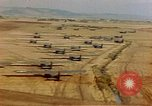 Image of Allied invasion gliders and C-47 tow planes parked France, 1944, second 3 stock footage video 65675049825