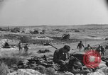 Image of American soldiers on Normandy beachhead Normandy France, 1944, second 7 stock footage video 65675049841