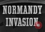 Image of Normandy Invasion Normandy France, 1944, second 9 stock footage video 65675049843