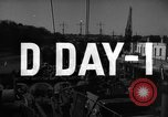 Image of Allies ready for the Normandy invasion Weymouth England, 1944, second 3 stock footage video 65675049851