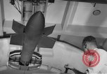 Image of German Fritz X bomb Germany, 1945, second 9 stock footage video 65675049854