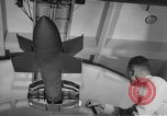 Image of German Fritz X bomb Germany, 1945, second 10 stock footage video 65675049854