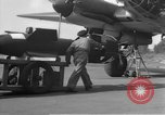 Image of German HE-111 plane Germany, 1945, second 8 stock footage video 65675049855