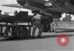 Image of German HE-111 plane Germany, 1945, second 9 stock footage video 65675049855