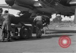Image of German HE-111 plane Germany, 1945, second 11 stock footage video 65675049855