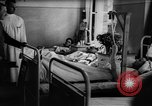 Image of Adolf Hitler visits July 20th bomb plot victims in hospital Rastenburg Germany, 1944, second 12 stock footage video 65675049858