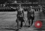 Image of Otto-Ernst Remer reviews troops Berlin Germany, 1944, second 7 stock footage video 65675049859
