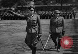 Image of Otto-Ernst Remer reviews troops Berlin Germany, 1944, second 8 stock footage video 65675049859