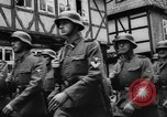 Image of Nazi Home Guard Braunschweig Germany, 1944, second 8 stock footage video 65675049860