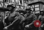 Image of Nazi Home Guard Braunschweig Germany, 1944, second 9 stock footage video 65675049860