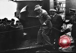 Image of 85 year old visits modern German U-Boat Germany, 1944, second 9 stock footage video 65675049861