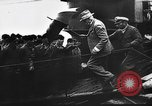 Image of 85 year old visits modern German U-Boat Germany, 1944, second 10 stock footage video 65675049861