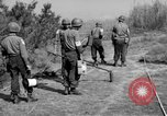 Image of German shoebox mines discovered using metal detectors France, 1944, second 5 stock footage video 65675049866