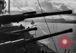 Image of German warships underway to intercept Allied convoys to Russia Norway, 1942, second 8 stock footage video 65675049873