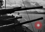 Image of German warships underway to intercept Allied convoys to Russia Norway, 1942, second 10 stock footage video 65675049873