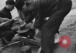 Image of damaged propeller France, 1944, second 9 stock footage video 65675049899