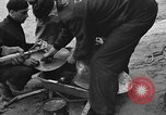 Image of damaged propeller France, 1944, second 11 stock footage video 65675049899