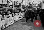 Image of British hospital ship Plassy Orkney Islands, 1917, second 12 stock footage video 65675049922