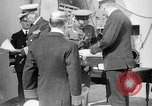 Image of Vice Admiral William Pakenham knighted by King George V Orkney Islands Scotland, 1917, second 9 stock footage video 65675049924