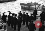 Image of inspection of sailors Atlantic Ocean, 1920, second 2 stock footage video 65675049935