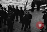 Image of inspection of sailors Atlantic Ocean, 1920, second 8 stock footage video 65675049935