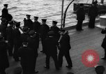 Image of inspection of sailors Atlantic Ocean, 1920, second 12 stock footage video 65675049935
