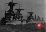 Image of American battleship-fleet Atlantic Ocean, 1920, second 1 stock footage video 65675049936