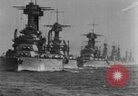 Image of American battleship-fleet Atlantic Ocean, 1920, second 2 stock footage video 65675049936