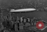 Image of Hindenburg disaster Manchester New Jersey USA, 1937, second 3 stock footage video 65675049953