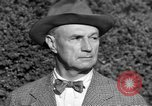 Image of F Trubee Davison United States USA, 1937, second 1 stock footage video 65675049954