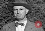 Image of F Trubee Davison United States USA, 1937, second 8 stock footage video 65675049954