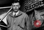 Image of Charles Lindbergh New York United States USA, 1927, second 1 stock footage video 65675049964