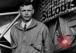 Image of Charles Lindbergh New York United States USA, 1927, second 2 stock footage video 65675049964