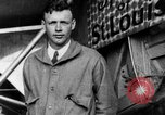 Image of Charles Lindbergh New York United States USA, 1927, second 3 stock footage video 65675049964