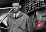 Image of Charles Lindbergh New York United States USA, 1927, second 7 stock footage video 65675049964